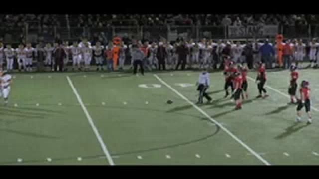 Chi Hi vs Menomonee Play Off Level 3 FB  11/6/15