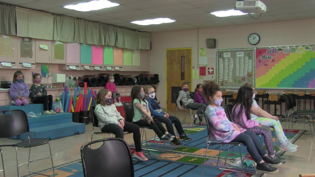 Paperniak Classroom Concert