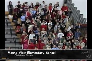 Elementary School Christmas Concert 2012(PM)