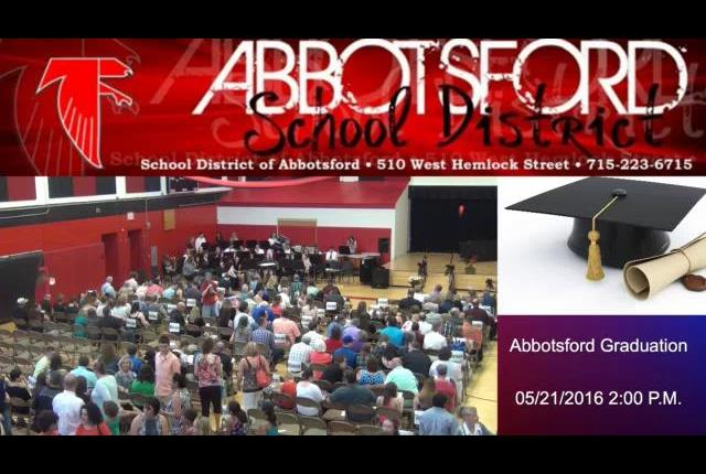 Abbotsford Graduation 5/21/2016