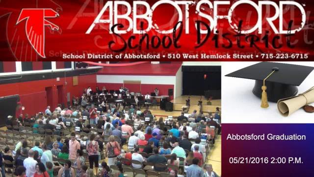 Abbotsford Graduation 5/21/2016