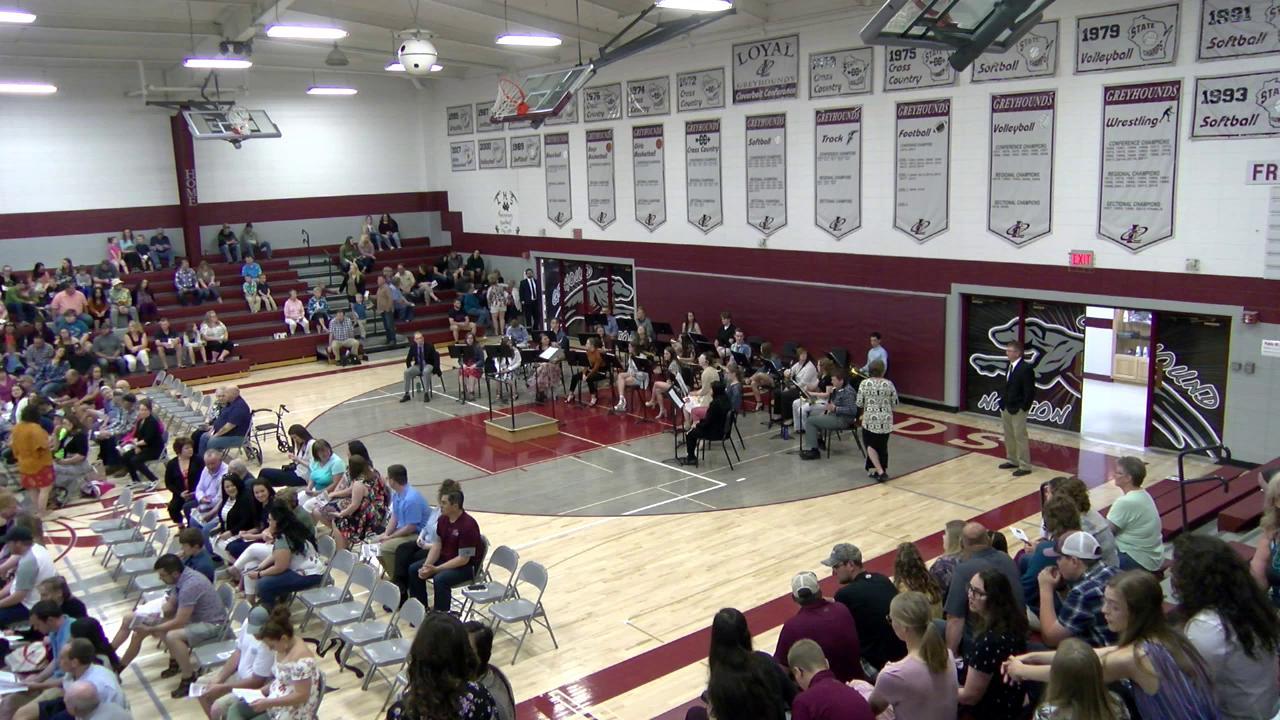 2021 Loyal High School Graduation Ceremony