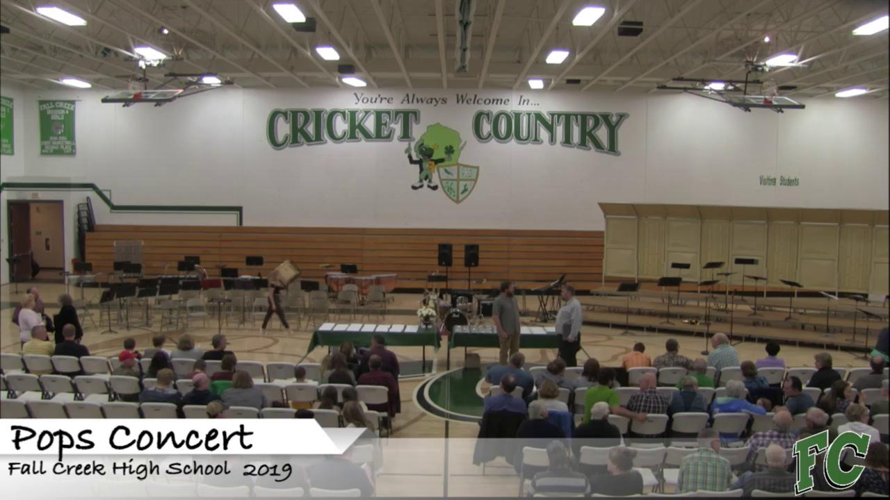 Cricket TV - HS Pops Concert 2019