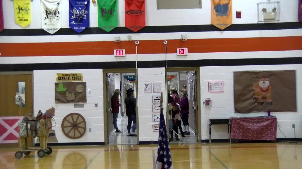 Elementary School Rodeo (AM) 2020