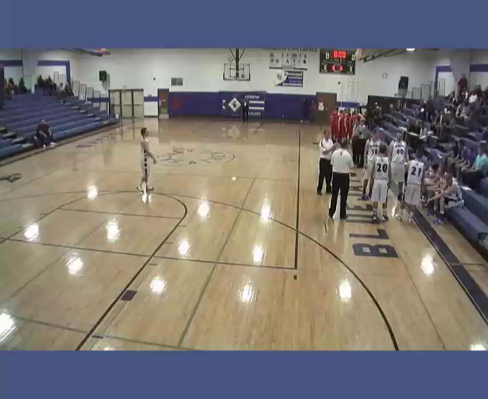 Boy's Basketball ~ Athens vs. Prentice