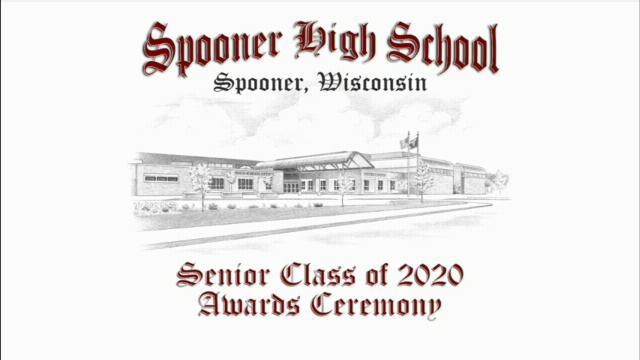 2020 SHS Senior Awards Ceremony