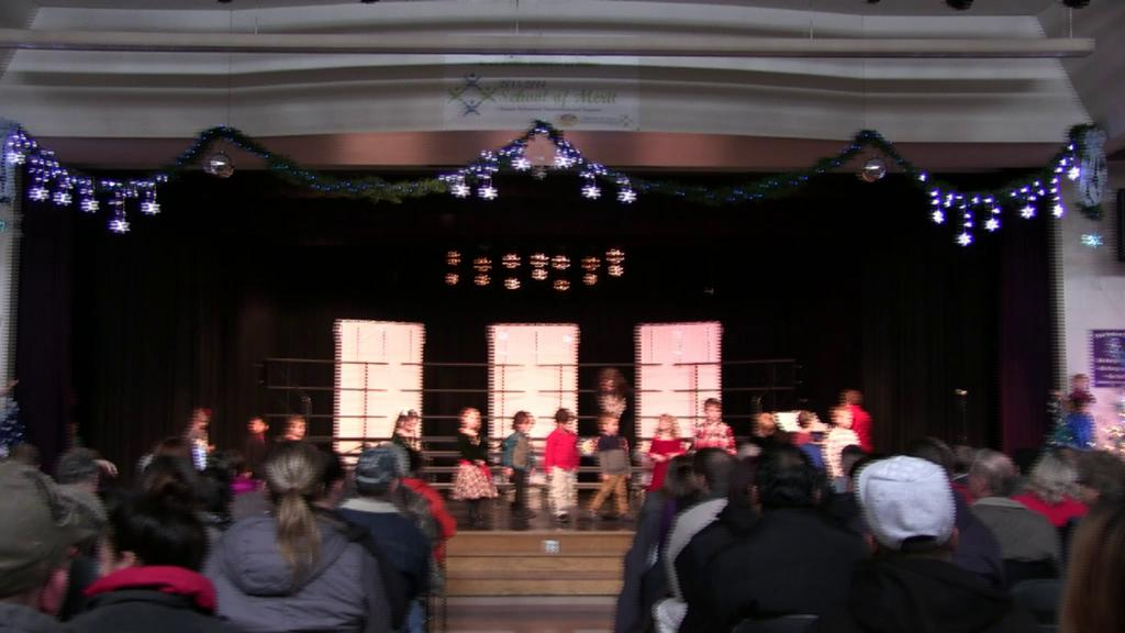 4K-1 Elementary Concert Afternoon