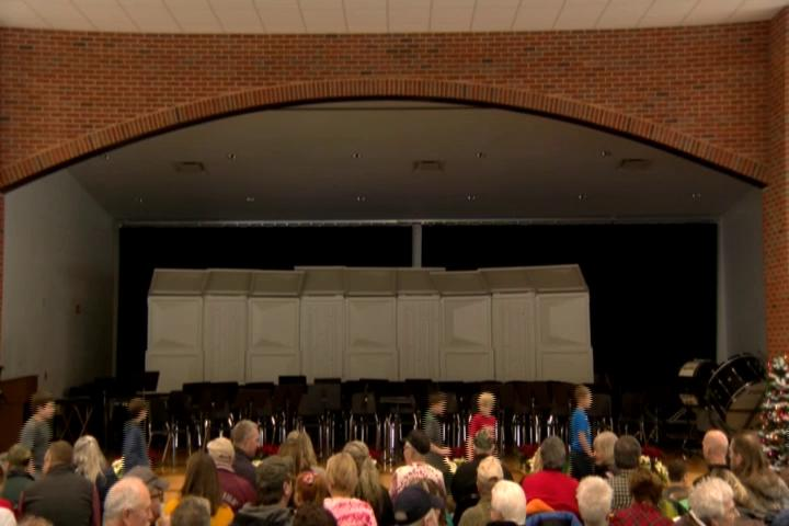 Middle School Holiday Concert - 12/11/2018