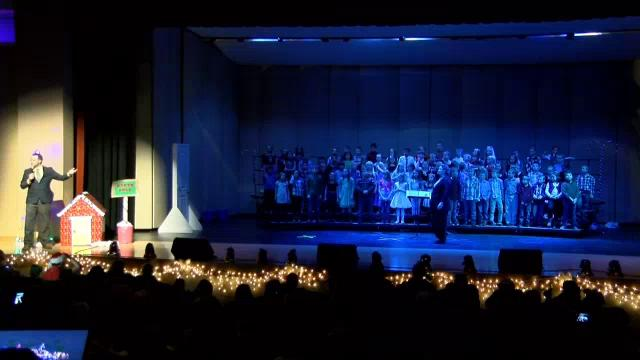 SES 2017 3rd Grade Holiday Concert