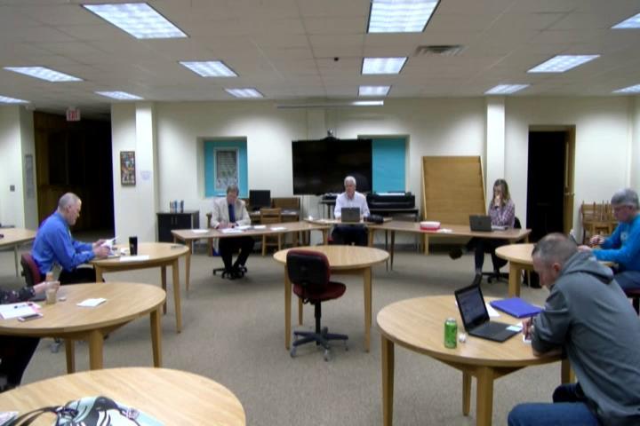 April School Board Meeting