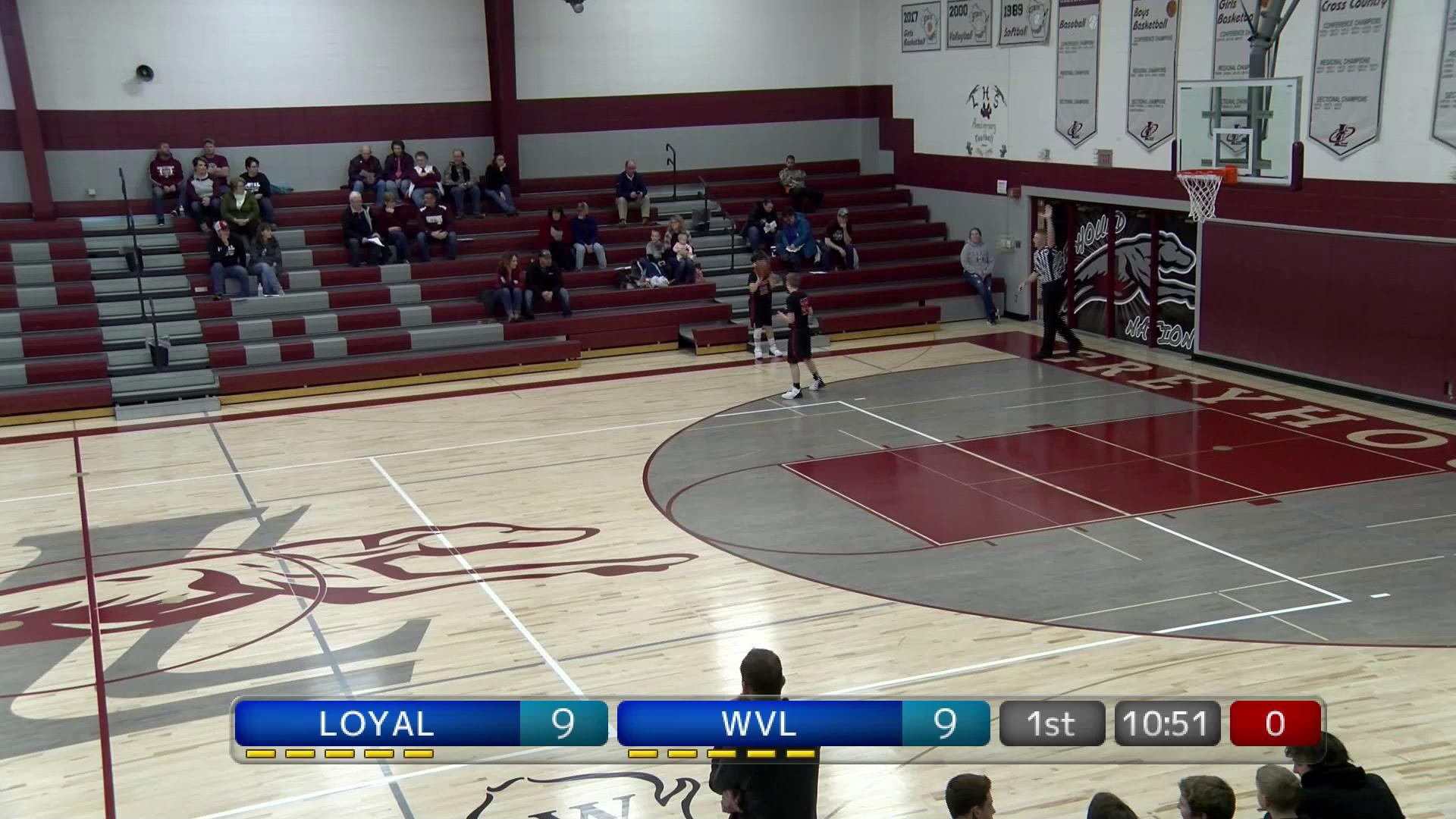 JVBBB-Altoona at Loyal