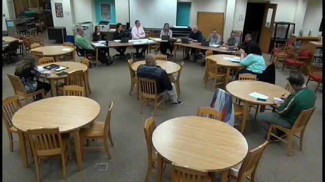 School Board Meeting April 17, 2019 Part 3
