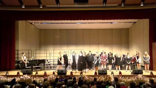 SHS 2017 Winter Band/Choir Concert
