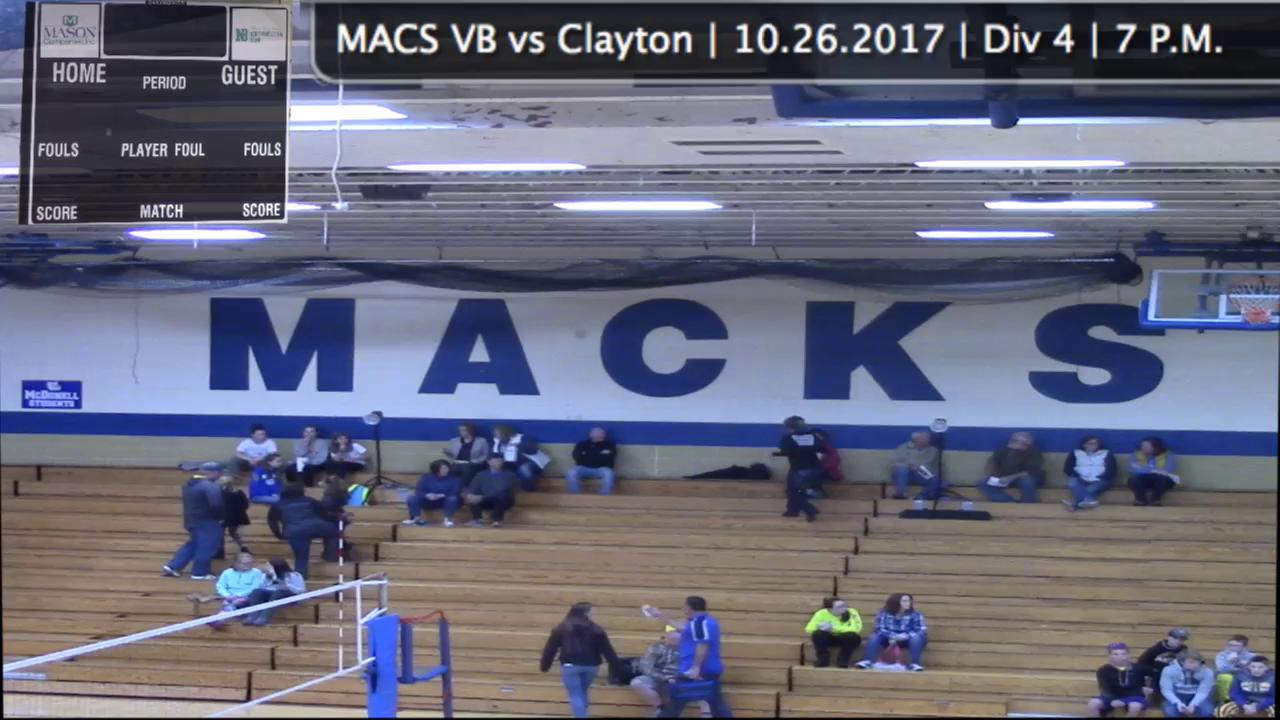 Clayton/MACS Sectional - 10/26/2017 9:05:49 PM
