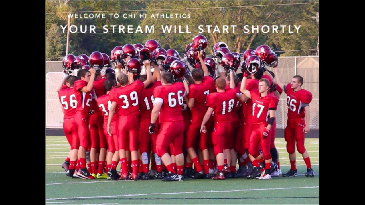 Chi Hi Football vs Eau Claire North 9.25.15