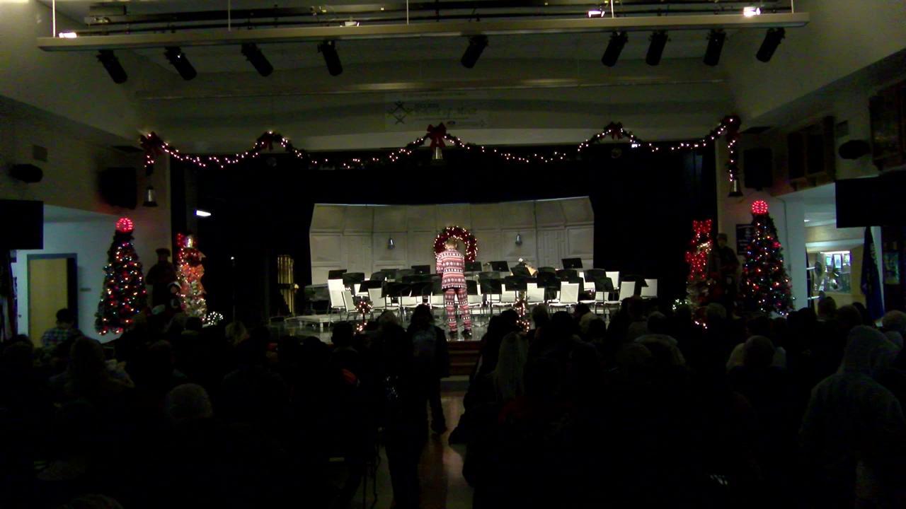 2019 Holiday Band Concert