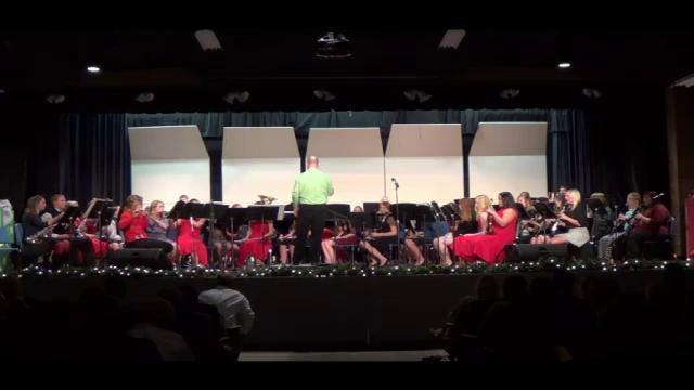 2015 Christmas Concert HS Part 1