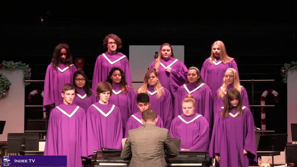 2018 HS Band/Choir Concert