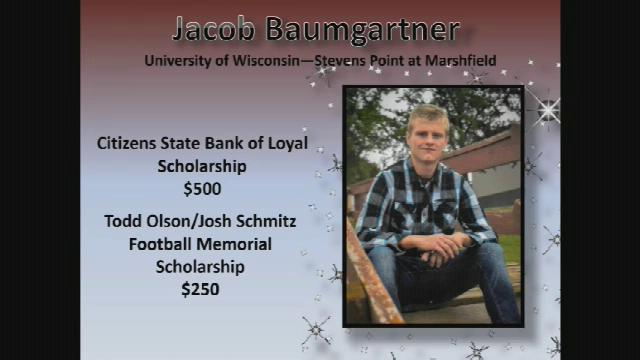 2020 Senior Scholarships