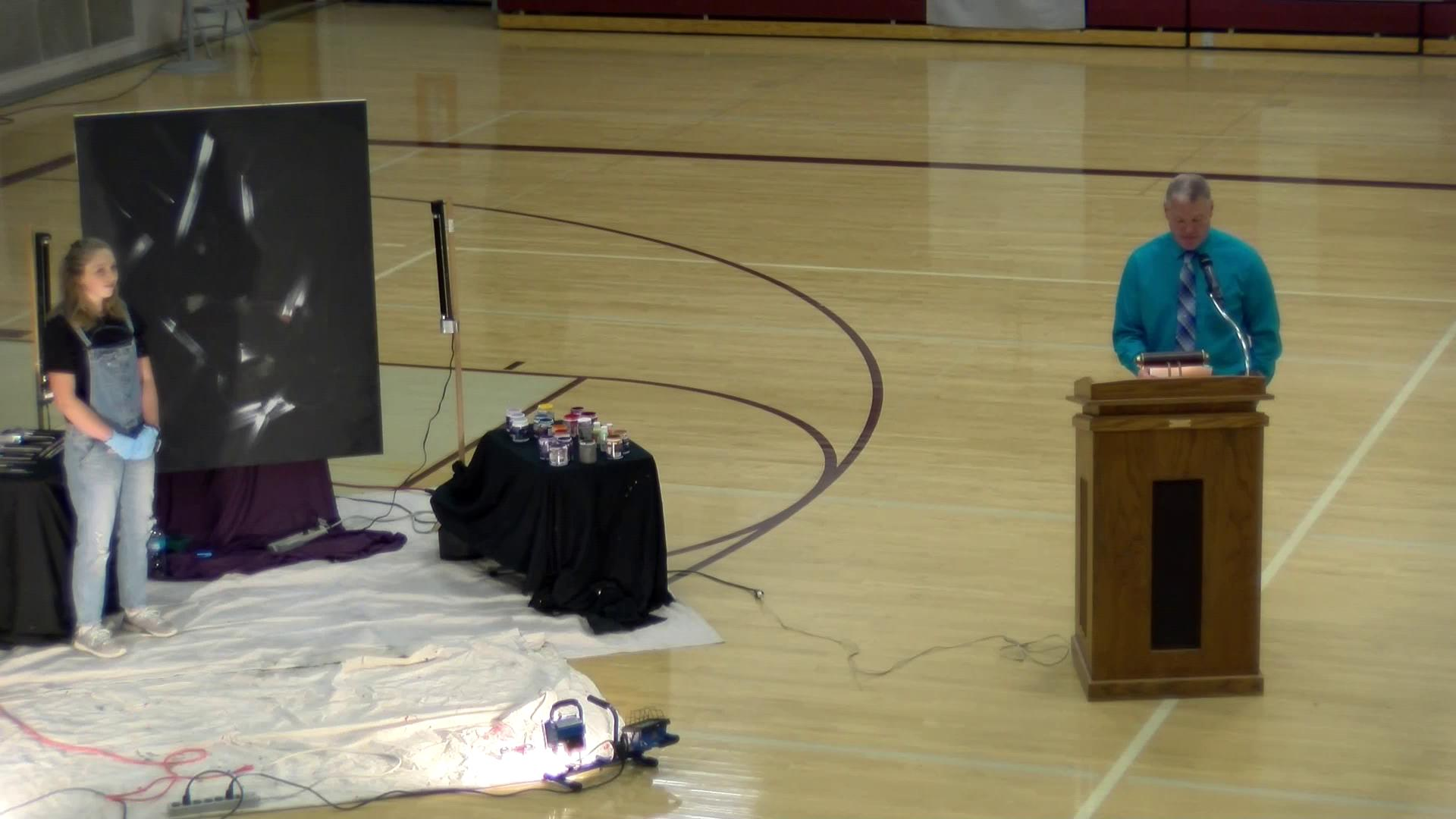 Dani Meyer Presentation for Junior & Senior High S...