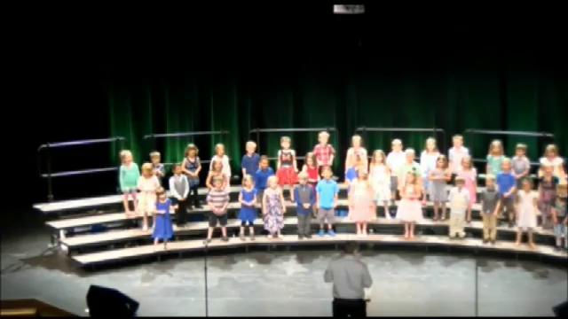 Elementary Spring Concert 2018