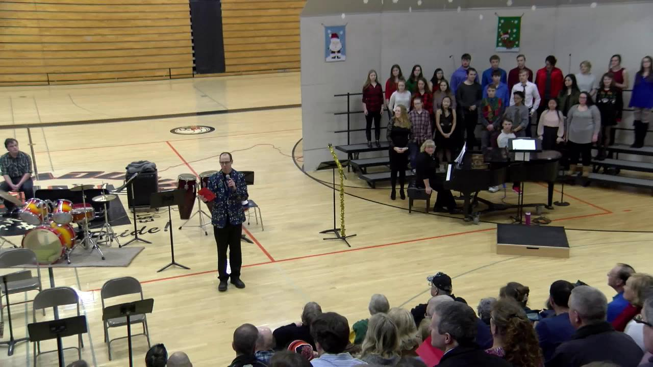 High School Christmas Concert 2018