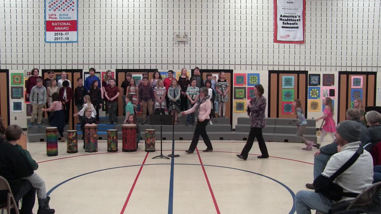 4th Grade Music Program