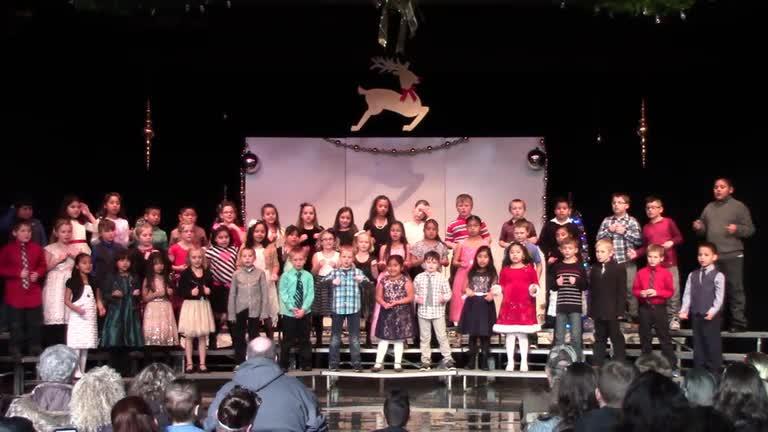 2-5 Grade Christmas Concert 2016