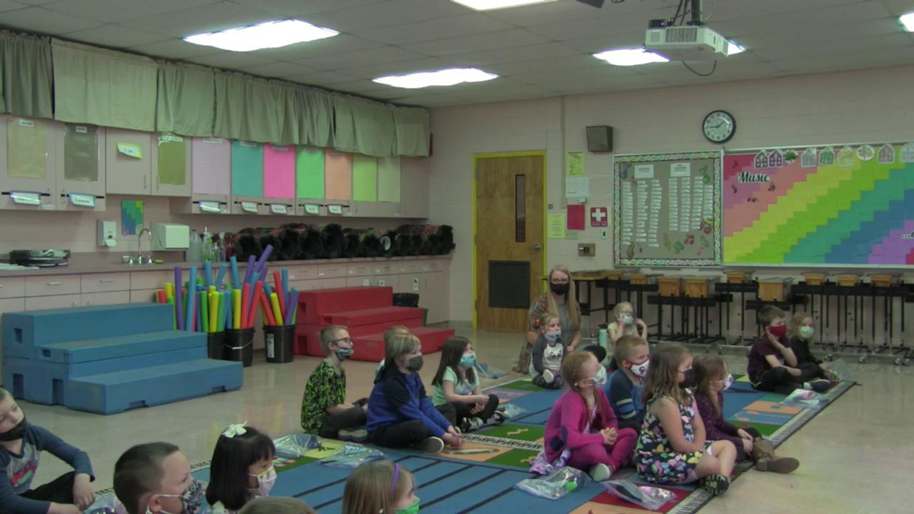 Pelka Classroom Concert