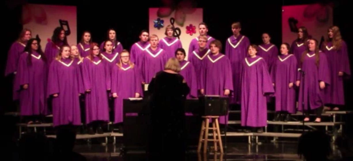 Spring Choir Concert 2017