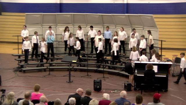 Awards Choir Concert
