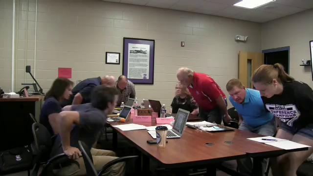 Board Meeting 8-1-18