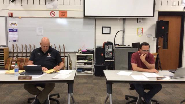 June 2020 School Board Meeting