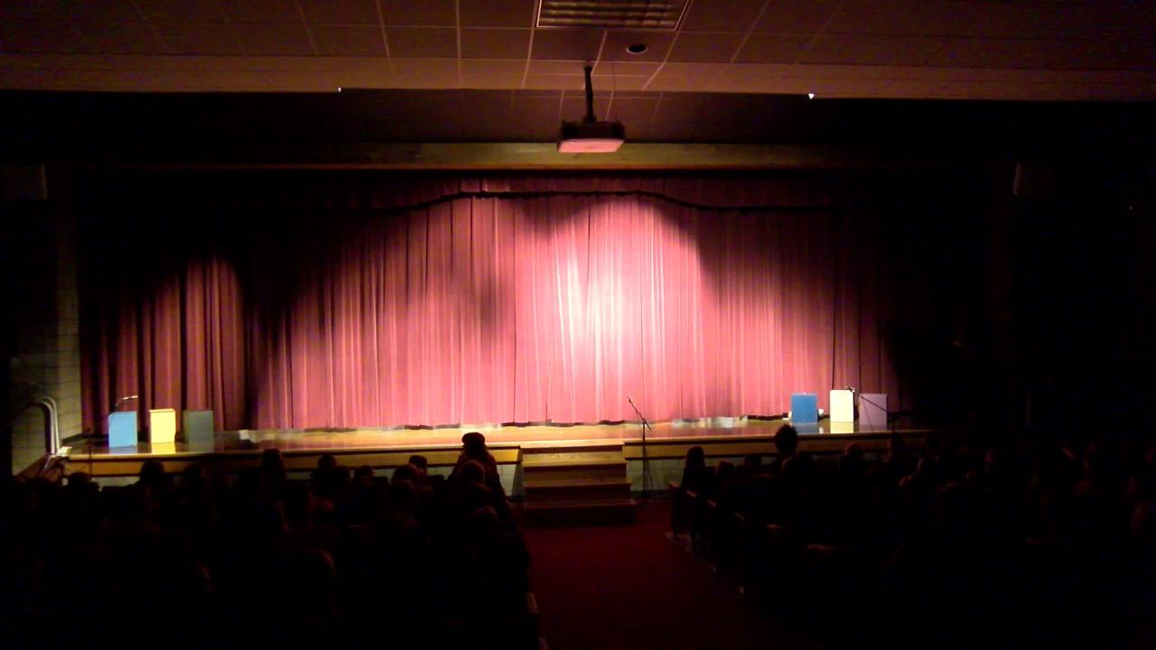 "Mound View play ""Aladdin"" performance 2"