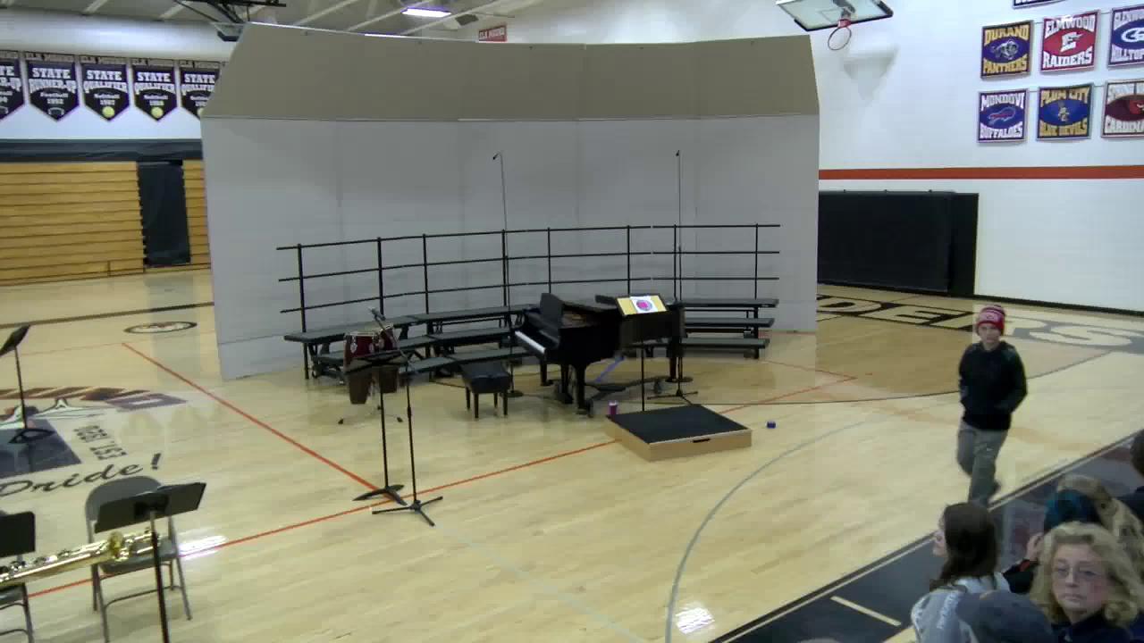 Elk Mound High School Fall Concert 2018