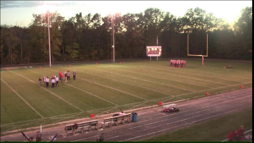 Football Neillsville/Granton 14 vs Regis 50 (Home ...