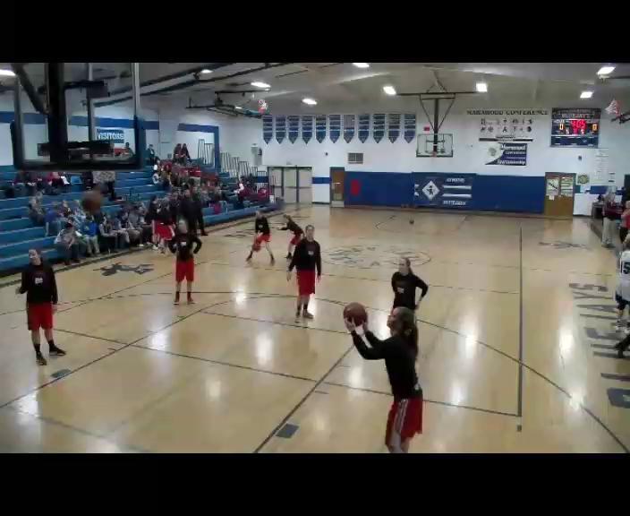 Girls Basketball VS Greenwood