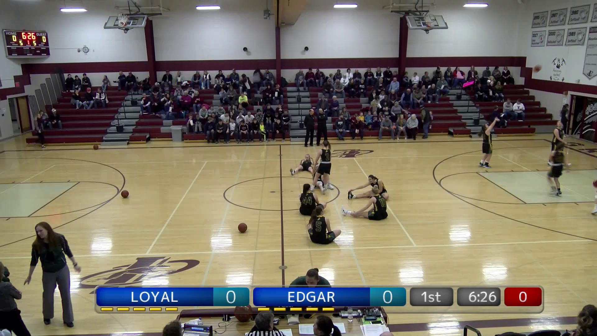 GBB Edgar at Loyal