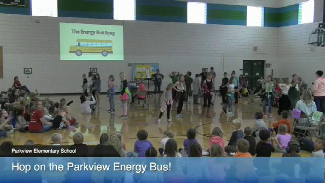 2018 Parkview Energy Bus Song & Remix