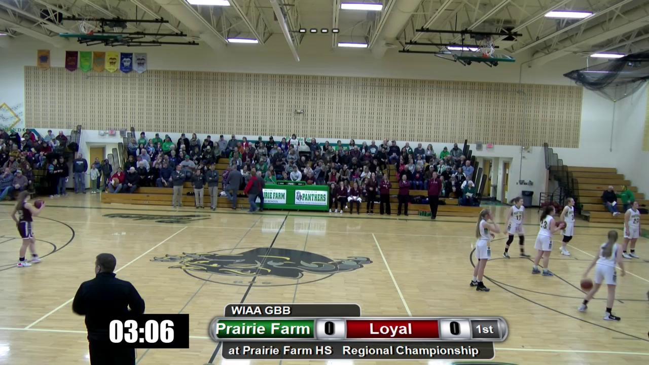 GBB Loyal at Prairie Farm February 29, 2020