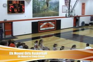 ElkMound vs Eleva-Strum Girls