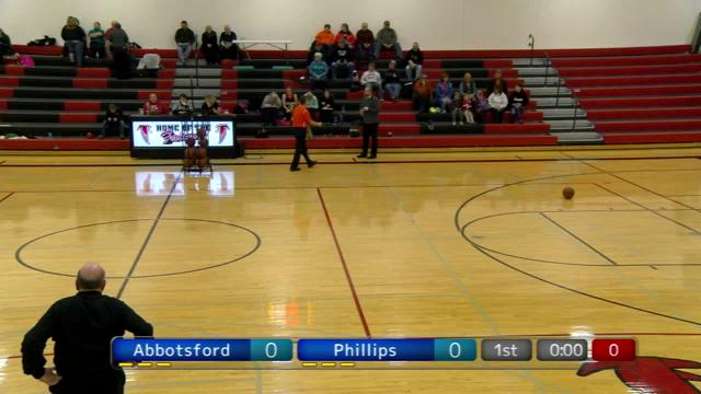 Abbotsford GBB vs Phillips 1st Half