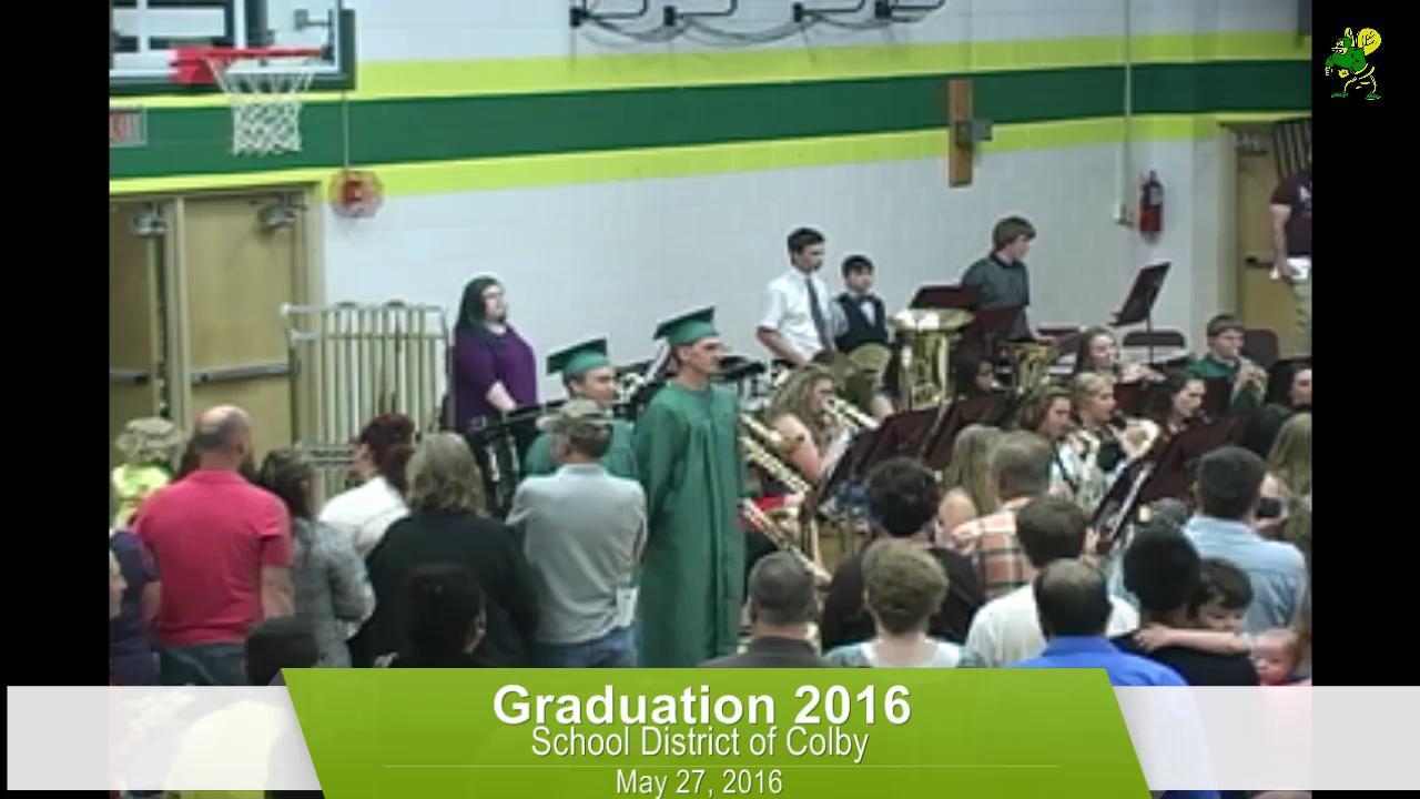Graduation 2016 - Hornet TV - 5/27/2016 9:16:35 PM...