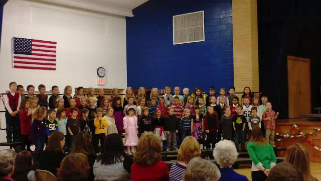 2014 Elem Holiday Concert