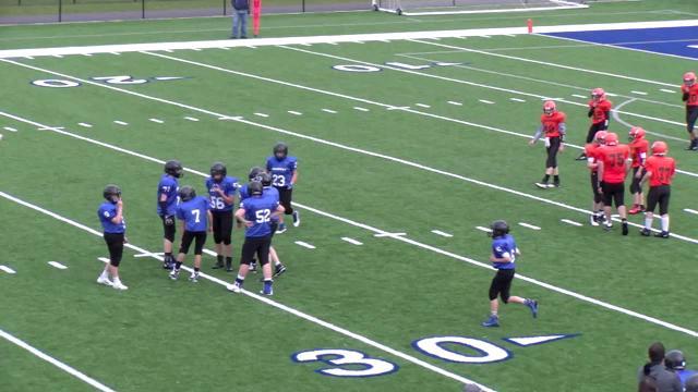Middle School Football 9/29/20