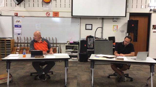 6/30/20 Special School Board Meeting