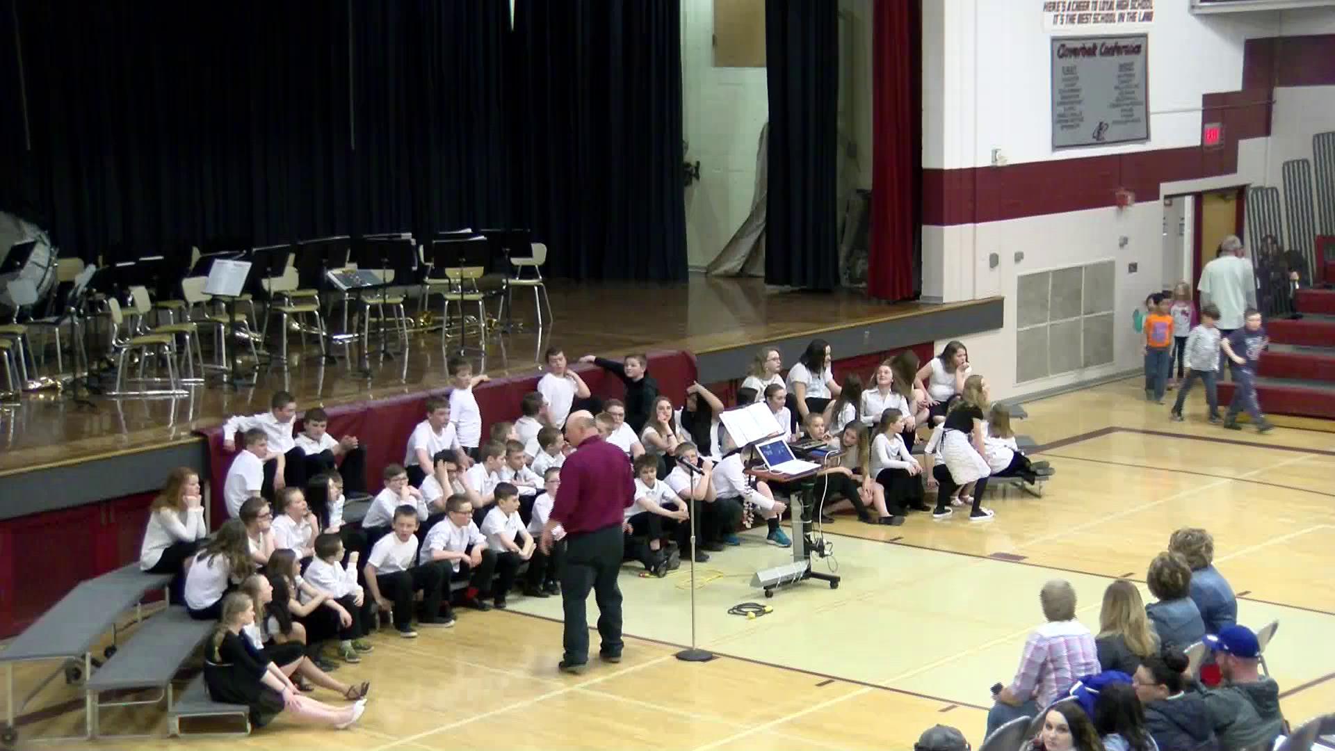 2018 5th & 6th Grade MIOSM Concert