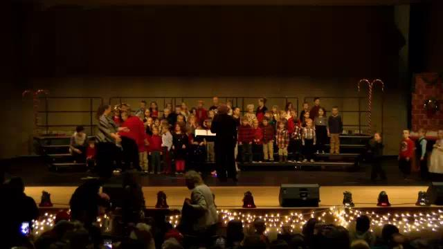 SES 2017 Kindergarten Holiday Concert