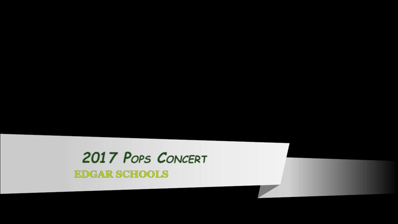 2017 Pops Concert Part 1