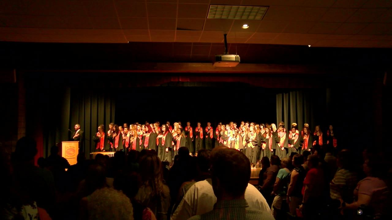 High School Senior Honors Night 2018